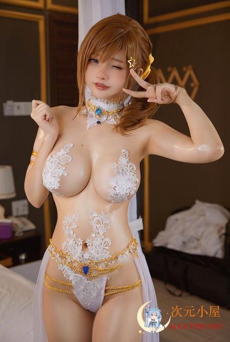 [神级COS/新整合]绝世容颜 Azami女神 55套极品COS大合集[超萌童颜/8.3G]  2815 次元小屋