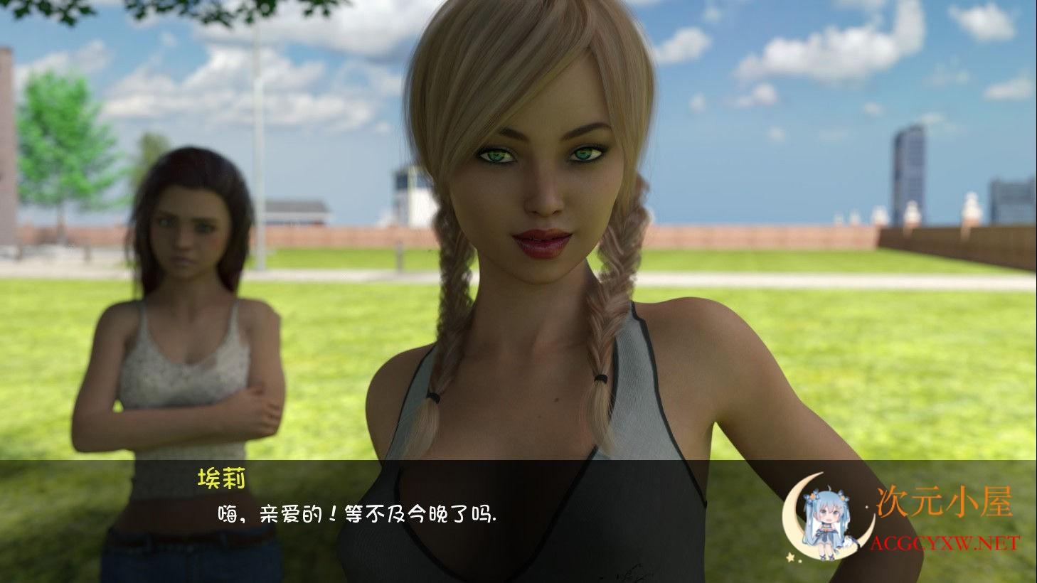 [SLG神作/汉化/动态CG]欲望回声 Echoes Of Lust 第二季V2EP6 精翻汉化版[10月大更新/8G]  4340 次元小屋