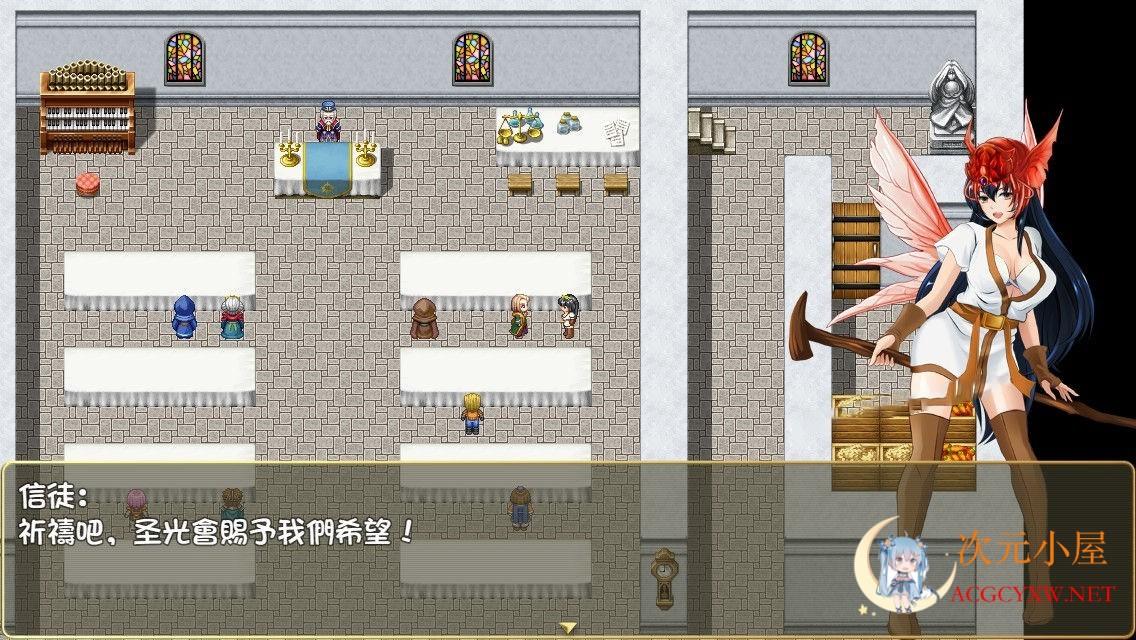 [神作RPG/中文]诅咒铠甲 重制版 Ver2.50 全DLC服装步兵版+存档[超稀有版/700M]  3813 次元小屋
